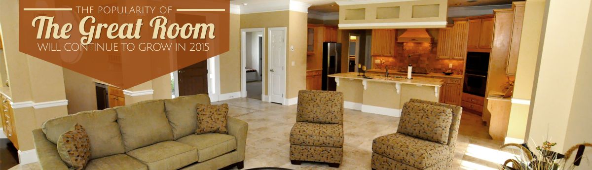 New home design trends for 2015 tallen builders llc for New home construction trends