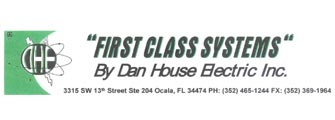Dan House Electric Logo