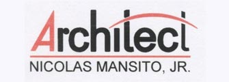 Architect Nicolas Mansito Jr Logo