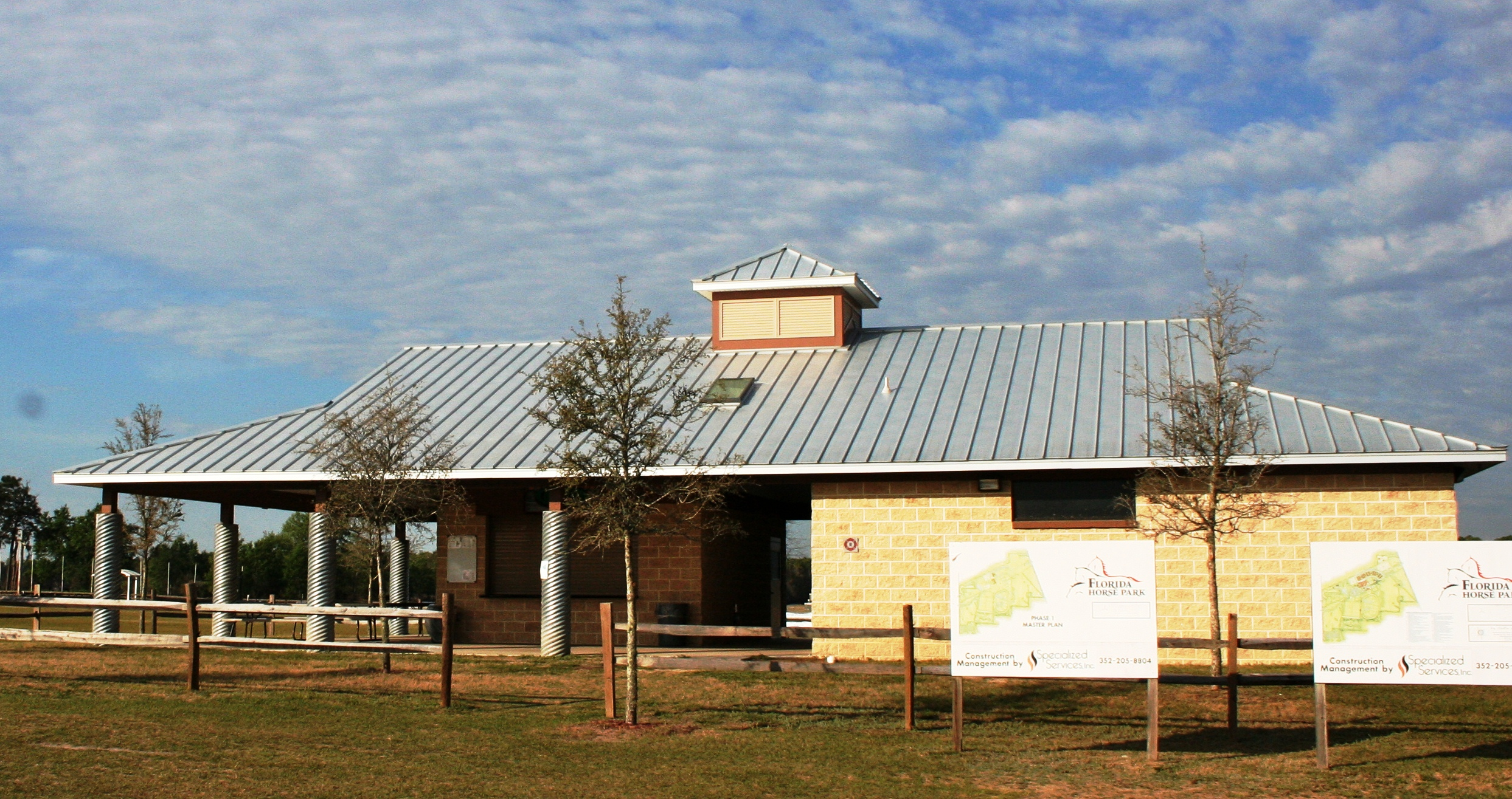 Equine Facility Construction
