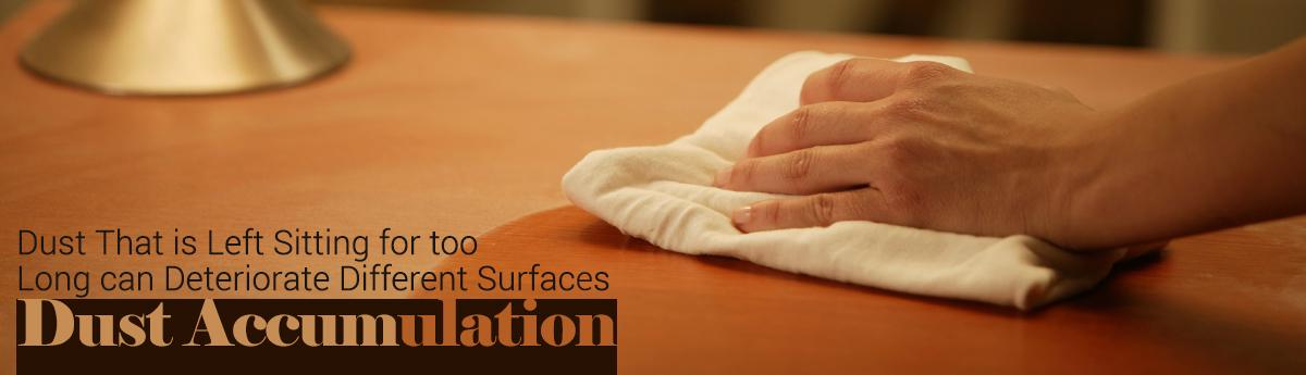 Dust Accumulation
