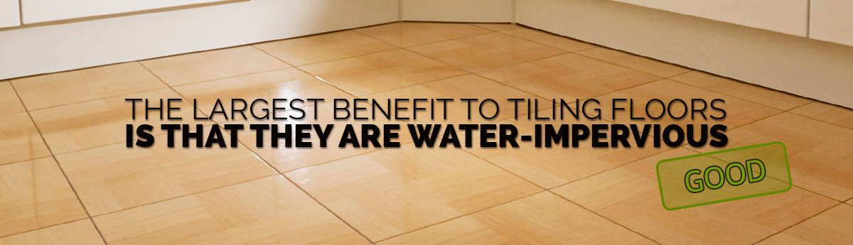 Best and Worst Places in Your Kitchen for Tile